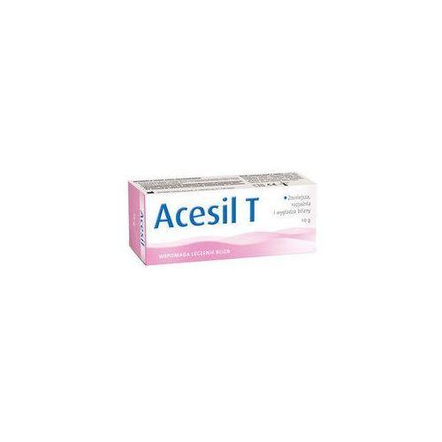 Acesil T Żel silikonowy wspomagający leczenie blizn 10g