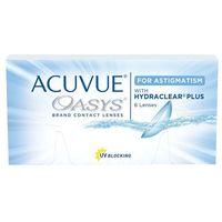 Wyprzedaż - acuvue oasys for astigmatism 6 szt. marki Johnson & johnson