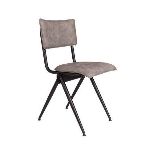 Krzesło obrotowe MINI BAR jasnoszare sklep DutchHouse.pl