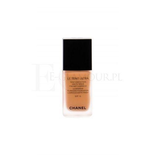 Chanel le teint ultra podkład o długotrwałym działaniu spf 15 odcień 60 beige 30 ml