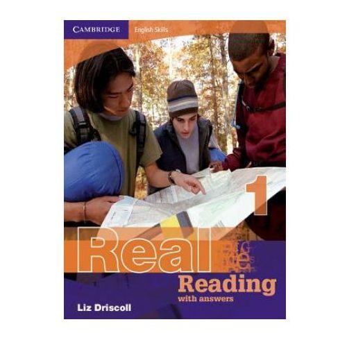 Cambridge English Skills Real Reading 1 Paperback with Answers, oprawa miękka