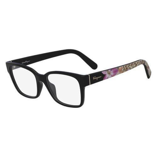 Salvatore ferragamo Okulary korekcyjne sf 2778 001
