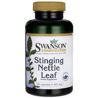 Kapsułki Swanson Pokrzywa (Nettle) 400 mg 120 kapsułek