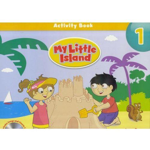 My Little Island 1 Ćwiczenia + Płyta Songs And Chants CD, oprawa miękka