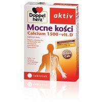 Tabletki Doppelherz Aktiv Mocne kości 30 tabl.