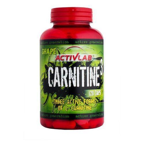 Activlab L-Carnitine 3 - 128 kaps / Dostawa w 12h / / Dostawa w 12h