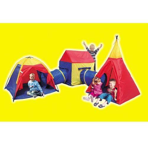 Namiot 5 w1, domek, iglo, wigwam, tunele marki Iplay