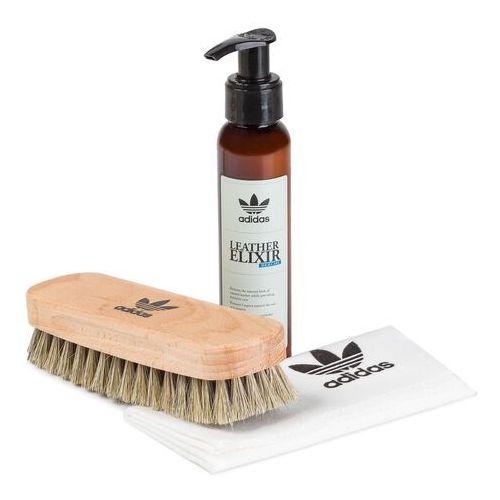 Zestaw do czyszczenia - leather elixir set 909843 marki Adidas