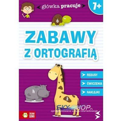 Książki dla dzieci Zielona Sowa