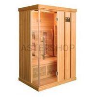 Sanotechnik Trendy sauna na podczerwień 2 osobowa 123x103x190cm h30380 (9002827020149)
