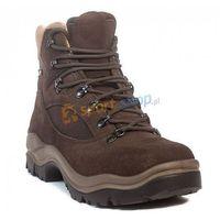 Buty trekkingowe FOX GT Zamberlan (brązowe) z kategorii Trekking