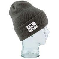 czapka zimowa COAL - The Uniform + Charcoal (03) rozmiar: OS
