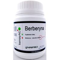 Berberyna (300 kapsułek) (5900672152913)