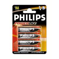 powerlife bateria lr6pb4c/10 marki Philips