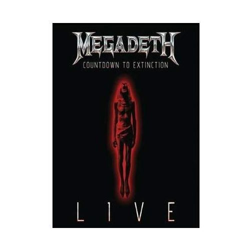 Countdown To Extinction: Live (Blu-ray) - Megadeth (Płyta CD)