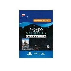 Assassin's Creed Valhalla - season pass [kod aktywacyjny] PS4