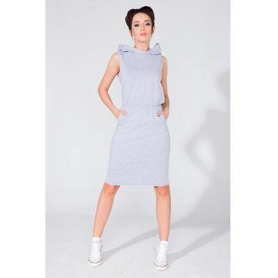 3c92896d7c suknie sukienki sexi dluga sukienka dresowa kolory Tessita kolekcja ...