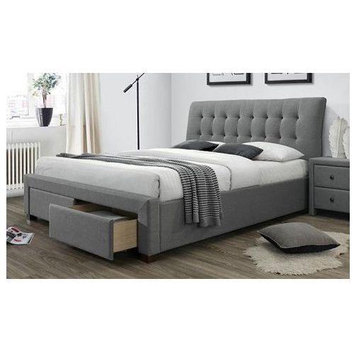 łóżko Almos 160x200 Szare V Ch Percy Loz Producent Elior