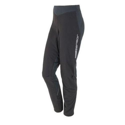 Sensor spodnie rowerowe W Black M