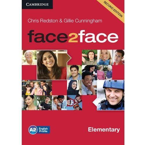 Face2Face elementary Class Audio Cds (9781107422063)