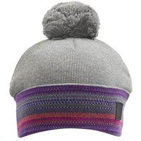 czapka zimowa BENCH - Linkon Mid Grey Marl (GY101X)
