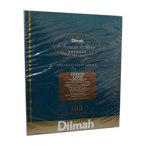 Dilmah . ceylon gold gastronomiczna 100 szt