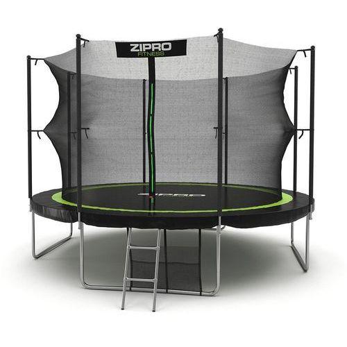 Trampolina ogrodowa z siatką wewnętrzną 12ft 374 cm marki Zipro