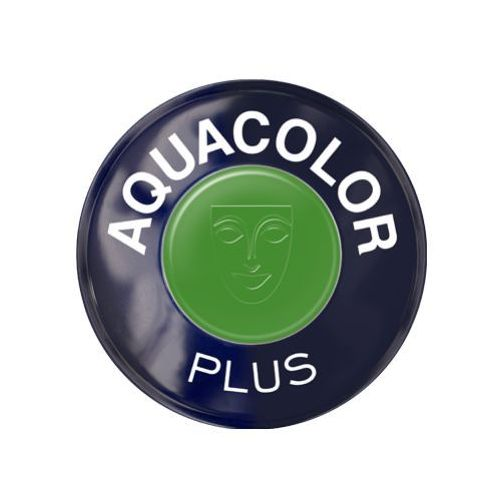 Aquacolor plus (green) farba do makijażu ciała - green (1102) Kryolan