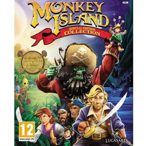 The Secret of Monkey Island (PC)