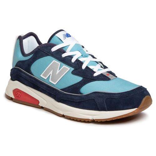 New balance Sneakersy - msxrcnl granatowy niebieski