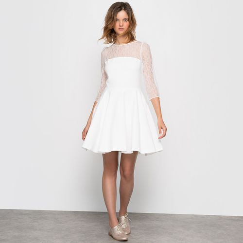 37d0b06589 Mademoiselle r Krótka sukienka ślubna - Oladi.pl - Suknie i sukienki