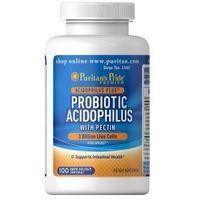 Kapsułki ProBiotyk na jelita 3 mld + Pektyny / 100 kaps