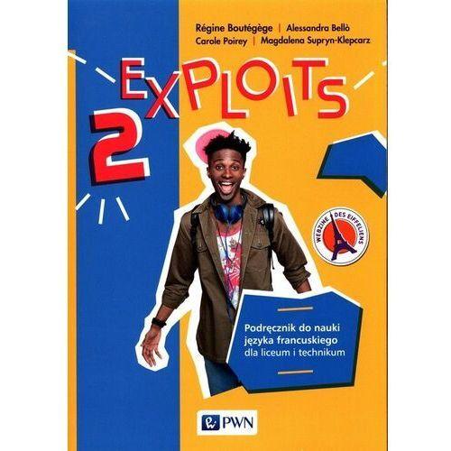 Exploits 2 podręcznik pwn - praca zbiorowa (2020)