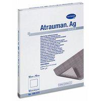 Hartmann atrauman ag opatrunek do leczenia ran zakażonych 5 x 5cm, 10szt