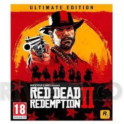 Red dead redemption 2 pl pc klucz marki Rockstar games