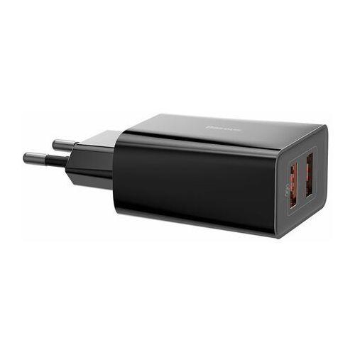 Inteligentna ładowarka Baseus 2x usb 3A LCD