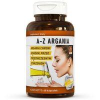 A-Z Argania (Olej arganowy) 60 kaps.