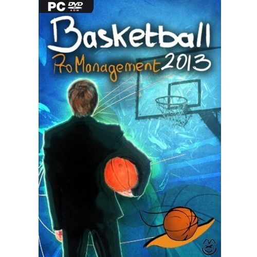 Basketball Pro Management 2013 (PC)