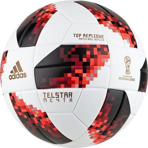 Adidas Piłka nożna telstar 18 mechta wc cw4683 r.5