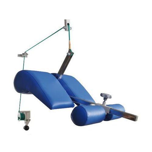 Urządzenie do trakcji kręgosłupa