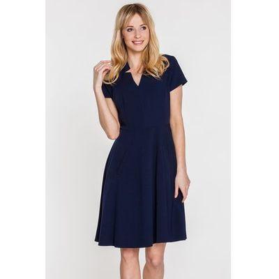 593d3b37d7 suknie sukienki tfnc cekinowa elegancka sukienka tuba Vito Vergelis ...