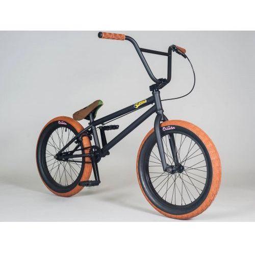 Mafiabikes Rower BMX MAFIABIKES Supermain 20 21 TT Black