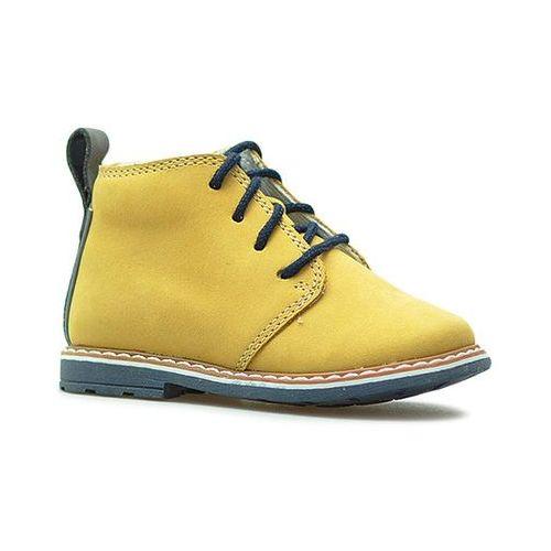 Trzewiki profilaktyczne 81852 żółte marki Bartek