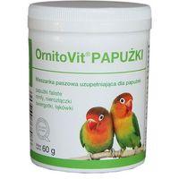 ornitovit papużki - preparat witaminowo - mineralny dla papużek 60g marki Dolfos