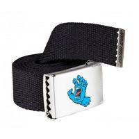 pasek SANTA CRUZ - Screaming Mini Hand Belt Black (BLACK)