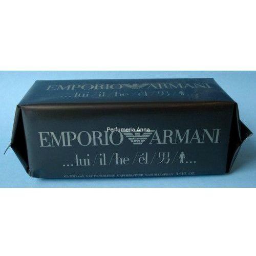 Zdjęcie produktu Giorgio Armani Emporio Men 100ml EdT