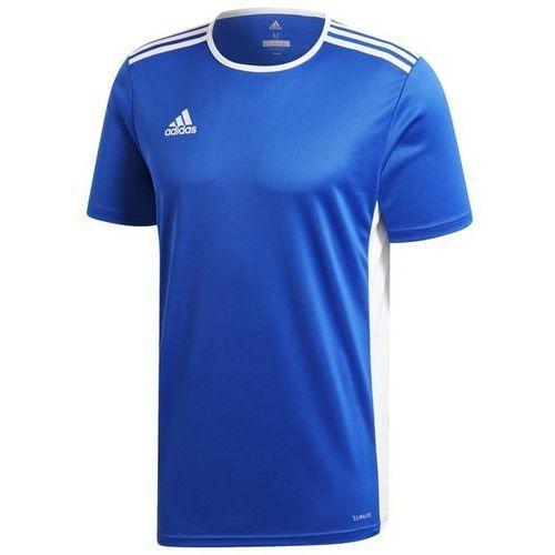 Adidas Koszulka dziecięca entrada 18 cf1037 - niebieski