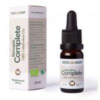 Medihemp Complete 18 naturalny olejek CBD/CBDa z ekstrakcji CO2 10 ml