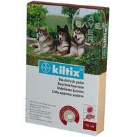 Bayer Obroża biobójcza Kiltix dla dużych psów dł. 70cm