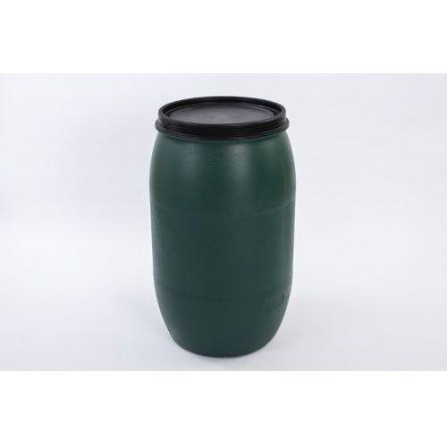 B2b partner Beczka plastikowa z pokrywką, 220 l